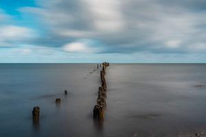 Buhne, Ostsee, Ostseeküste, Deutschland, Europa