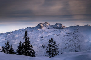 Berchtesgaden, Berchtesgadener Land, Oberbayern, Bayern, Deutschland, Alpen, Berge, Berchtesgadener Berge, Österreichische Alpen, Steinernes Meer, Winteranfang,  Schutzhaus, Matrashaus, Hochkönig,