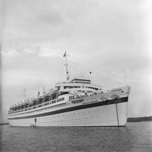 hospital ship 'Wilhelm Gustloff'