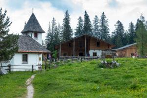 Germany, Bavaria, Berchtesgaden region, Berchtesgaden, Kührointhütte