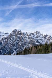 Europa, Österreich, Berchtesgadener Alpen, Salzburg, Werfen, Ostpreussenhütte, Blick auf das Hagengebirge