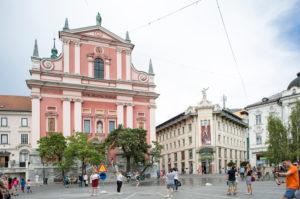 Church of the Annunciation, Ljubljana