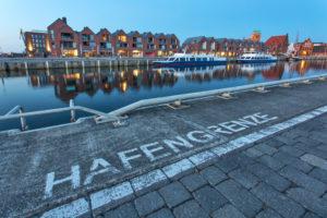 Deutschland, Wismar, Alter Hafen