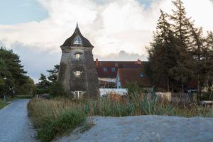 Mühle in Vitte, Mecklenburg-Vorpommern, Deutschland