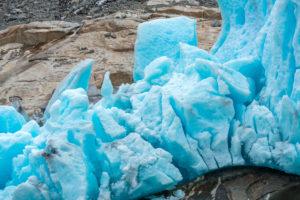 Nigardsbreen glacier, Jostedalsbreen, Jostedal, Sogn og Fjordane, Norway, Scandinavia, Europe