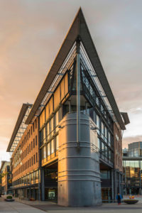 modern architecture at Aker Brygge, Oslo, Norway, Scandinavia, Europe