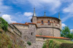 Lichtenstein Castle, Honau, Baden-Wurttemberg, Germany, Europe