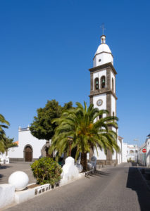 Parish Church of San Gines, Arrecife, Lanzarote, Canary Islands, Spain