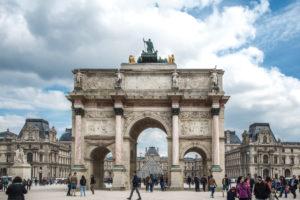 Carrousel Arc de Triomphe, Paris