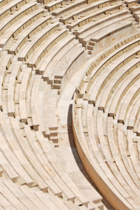 Classical Greek Theater in Athens