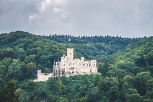 View of Stolzenfels Castle