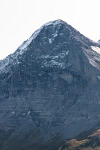 Switzerland, Canton Bern, Bernese Oberland, Grindelwald, Eiger, north face, Eiger Trail
