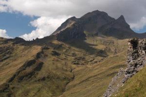 Switzerland, Canton Bern, Bernese Oberland, Grindelwald, First, Alp Baach, Reeti, Simelihorn