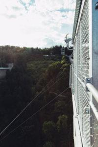 Besuch der Rappbodetalsperre mit einem Gang über die längste Hängebrücke der Welt, der TitanRT,