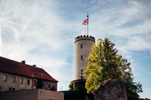 Deutschland, Nordrhein-Westfalen, Bielefeld, Sparrenburg