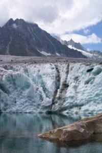 Aletschgletscher, Gletschersee