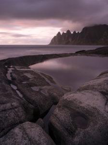Tungeneset, Insel Senja, Norwegen