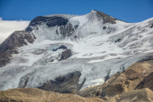 Glacier Columbia Icefield, Canada, Canadian Rocky Mountains
