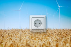 3d, CGI, [M], symbol, wind energy, agriculture, socket, electricity, energy,