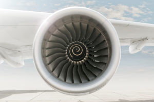 Airbus A380, Aircraft, engine, airport,