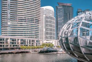 Australia, Melbourne, Docklands