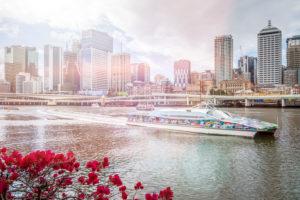 Australien, Brisbane River