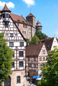 Nuremberg, Tiergärtnertorplatz