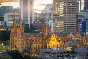 Sydney Kathedrale