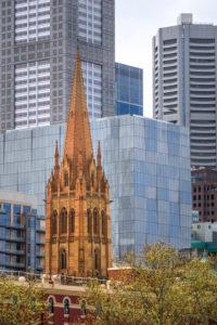 Melbourne, Stadtansicht