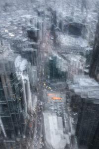 Melbourne, Cityscape, Blur, Australia, Victoria Province