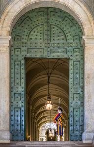 Schweizer Garde Vatikan, Rom, Latium, Italien
