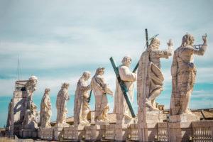 St. Peter's Basilica, Rome, Lazio, Italy