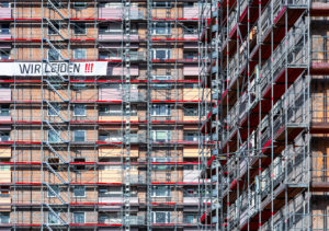 Housing shortage, housing construction, renovation,