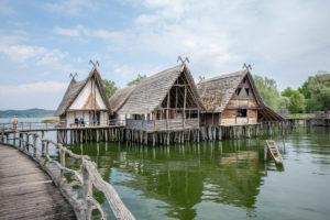 Pfahlbauten am Bodensee, Unteruhldingen