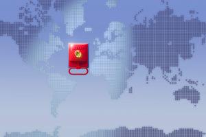Global Corona emergency brake, CGI