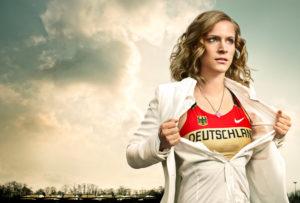 Verena ropemaker, sprinter, track and field athlete, 100m-runner,