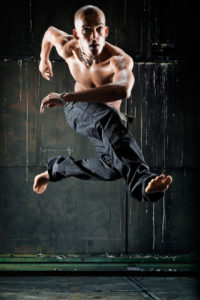 Dancer Alessandro Pereira
