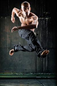 Tänzer Alessandro Pereira