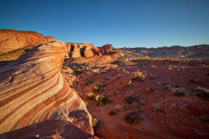 USA, United States of America, Nevada, Valley of Fire, White Domes Trail, National Park, Sierra Nevada, California