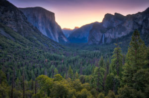 USA, United States of America, Yosemite National Park, California