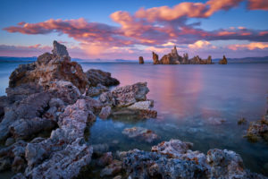 USA, United States of America, Mono County, Lee Vining, Mono Lake, Sierra Nevada, South Tufa Area, California