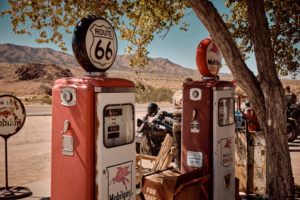 USA, United States of America, California, Arizona, Route 66, Historic Route 66, Seligman, Kingman, Williams,Hackberry,
