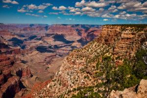 USA, United States of America, Utah, Arizona, Grand Canyon, National Park, Overlook,