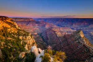 USA, United States of America, Utah, Arizona, Grand Canyon, National Park, Overlook,