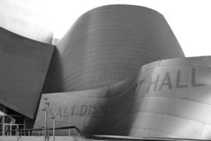 USA, United States of America, California, Los Angeles, Downtown, CBD, Central Business District, Walt Disney Concert Hall,