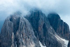 Tre Cime di Lavaredo, Sexten, Belluno , Rifugio Auronzo, South Tyrol, Dolomites, Italy,