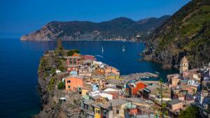 Europe, Italy, Cinque Terre, Vernazza,