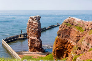 Heligoland,, coast, Lange Anna, German Bight, North Sea Island, North Sea, Schleswig-Holstein, Germany