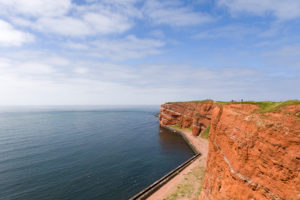 Heligoland,, coast, German Bight, North Sea Island, North Sea, Schleswig-Holstein, Germany