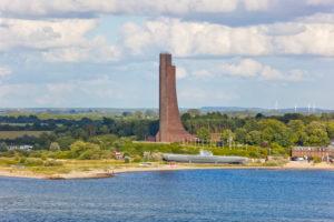 Laboe Naval Memorial, Kiel Fjord, Schleswig-Holstein, Germany